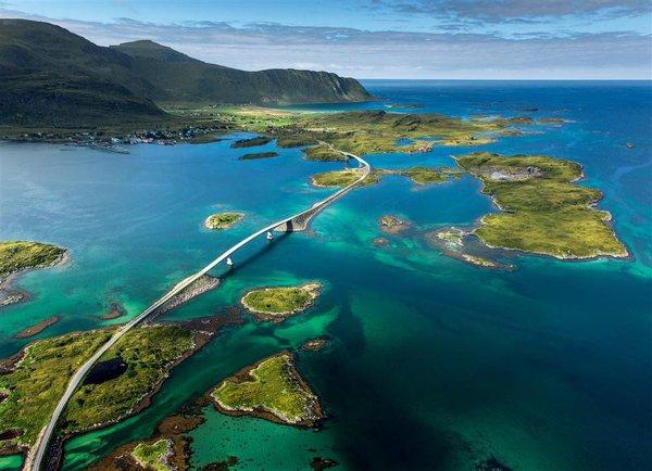 جزر لوفوتن
