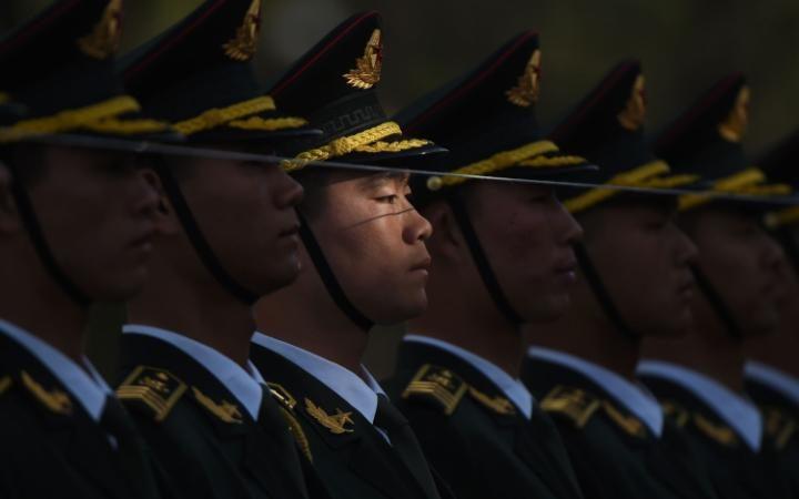 حرس الشرف الصيني