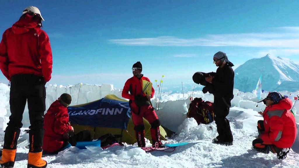 رحلة إلى قمة جبل إفرست