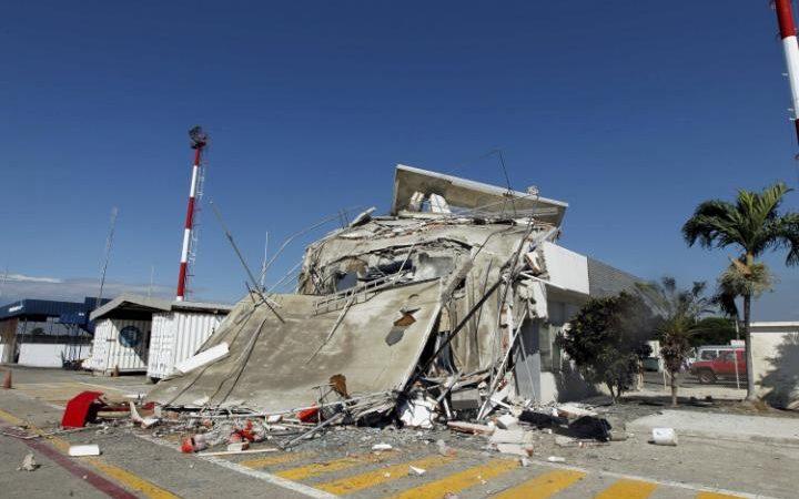 زلزال الإكوادور