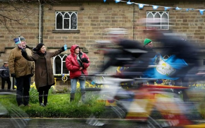 سباق يوركشاير للدراجات