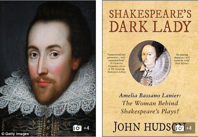 شكسبير ليس شكسبير،ربما يكون من اختراع امرأة يهودية
