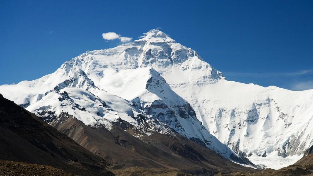 قمة جبل إفرست