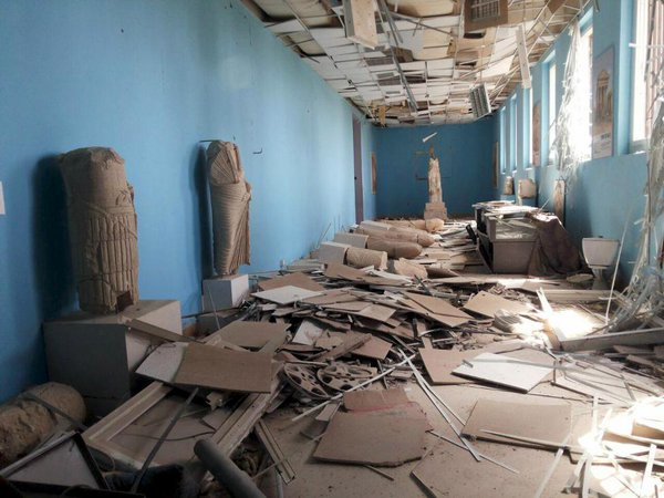 متحف مدمر