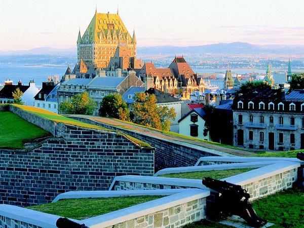 مدينة كيبك في كندا