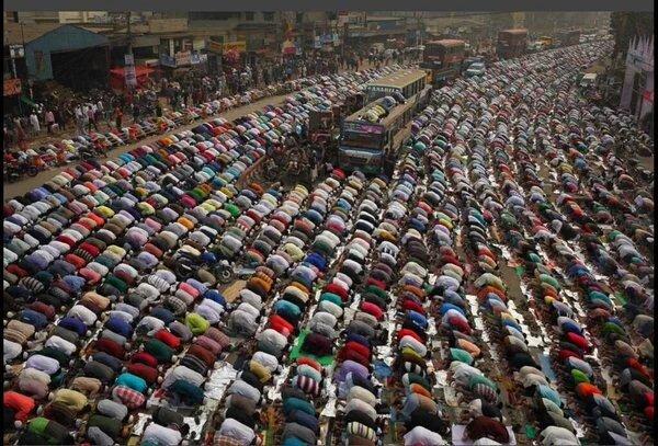 مسلمو بنغلاديش