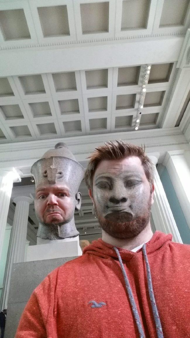 تبديل الوجوه