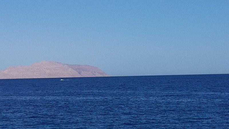 جزيرة تيران عن قرب