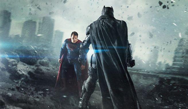 باتمان ضد سوبرمان