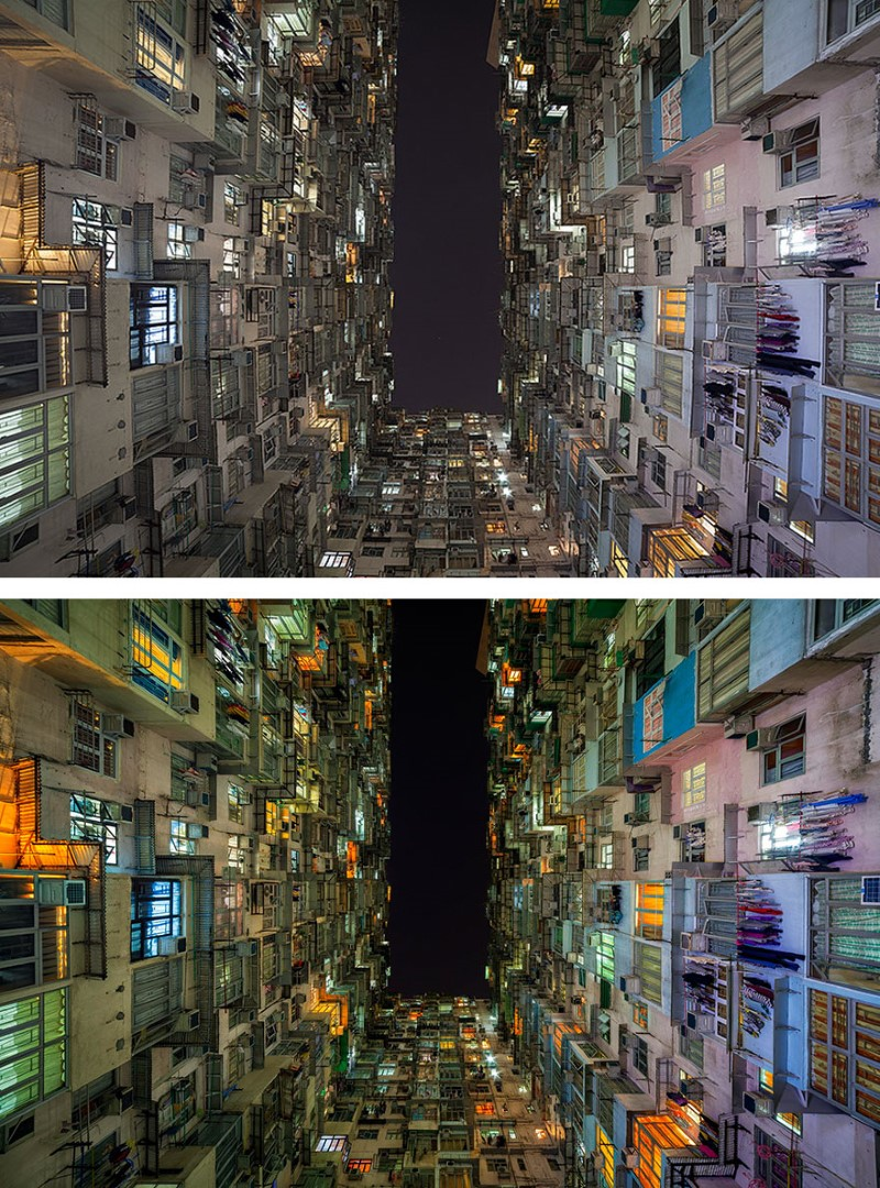 تعديل الصور بالفوتشوب
