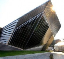 Architectural masterpieces unsurpassed Zaha Hadid