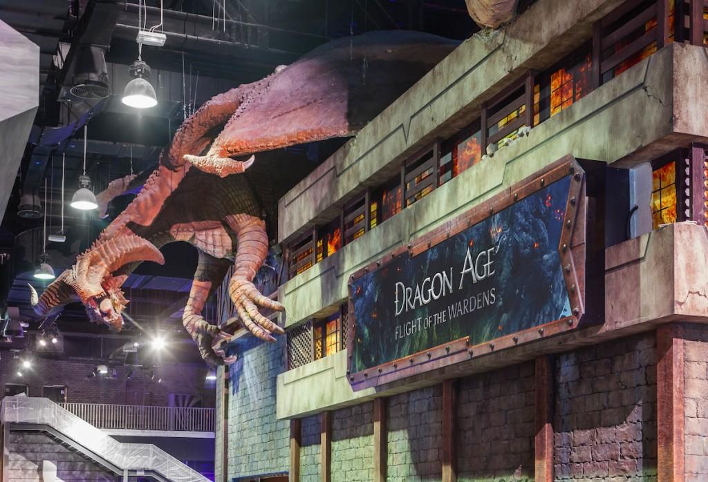 Dragon Age هب زيرو