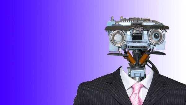 محامي روبوت