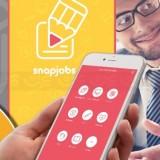 SnapJobs app