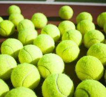 Tennis Balls Yellow
