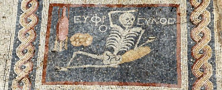 فسيفساء رومانية