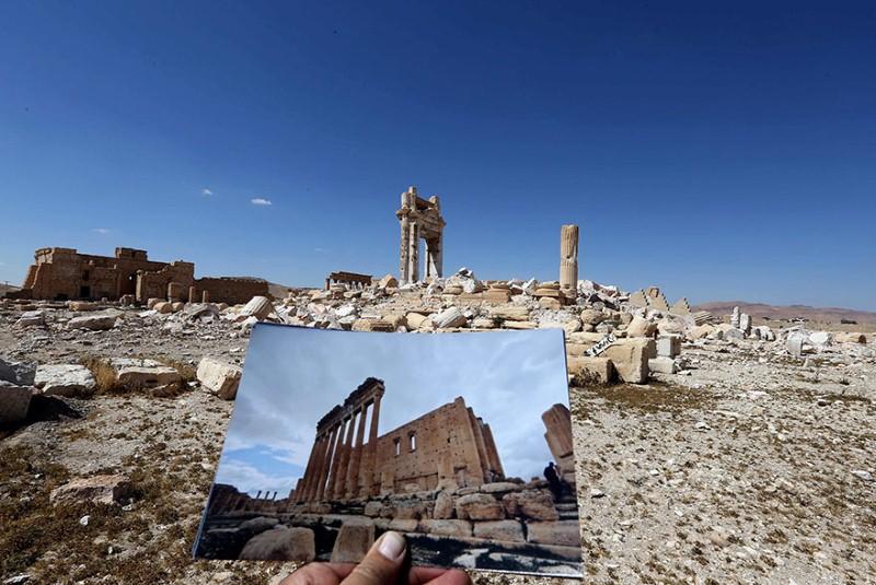 مدينة تدمر التاريخية