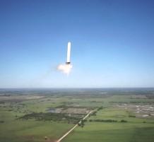 صاروخ بإمكانه الطيران أفقيا
