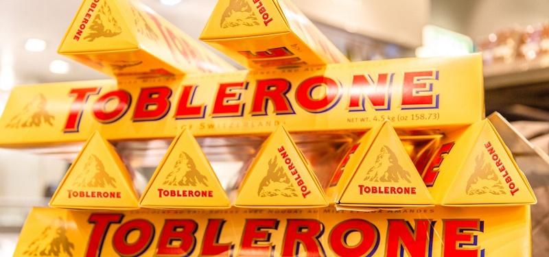 شوكولاتة توبليرون
