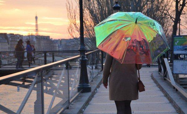 مظلة ذكية
