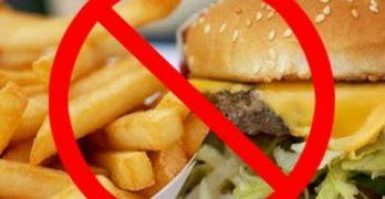 الإكتئاب و النظام الغذائي