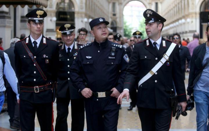 دورية شرطة