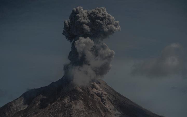 بركان سينابوج