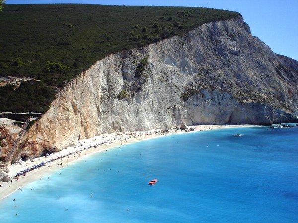 شاطئ اليونان