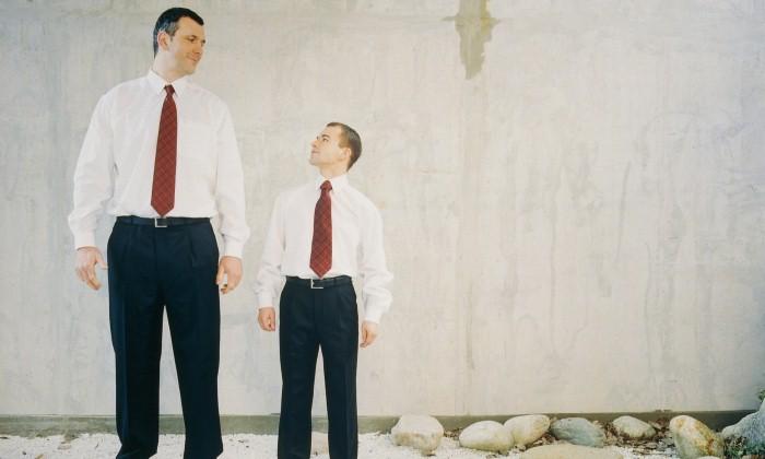 طول البشر