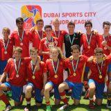 فريق أكاديمية مدارس كرة القدم الإسبانية