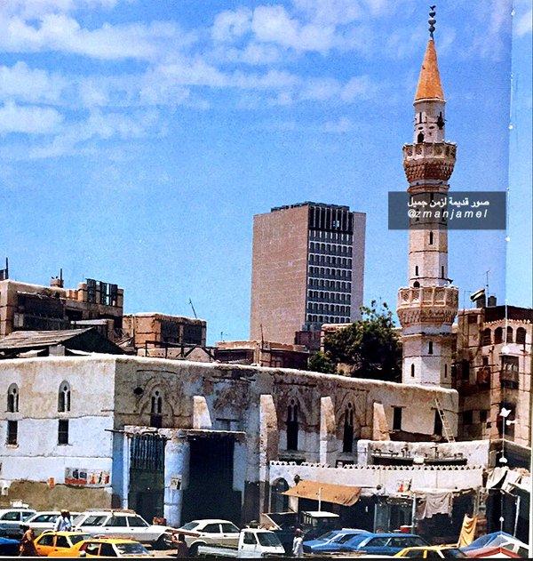 مسجد في جدة