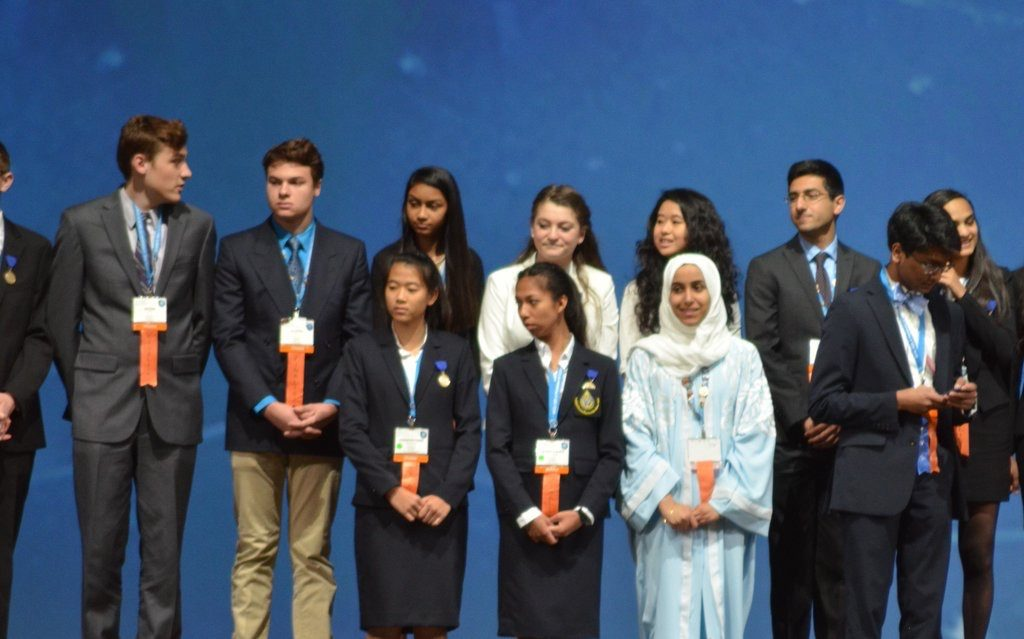 معرض إنتل الدولي للعلوم والهندسة