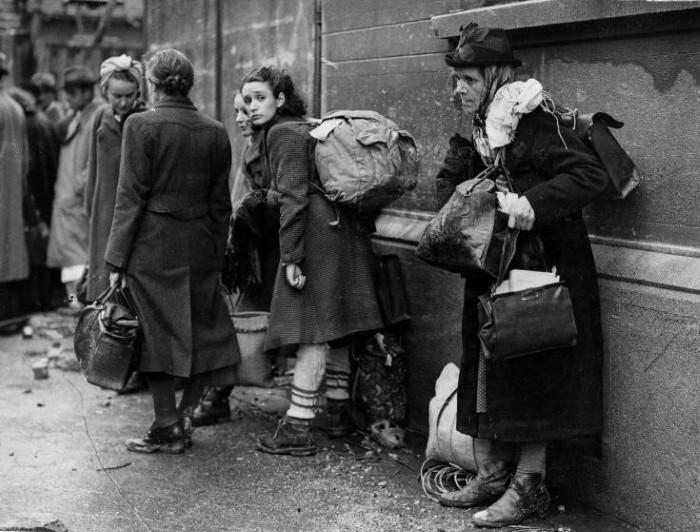 مهاجرين من أوروبا
