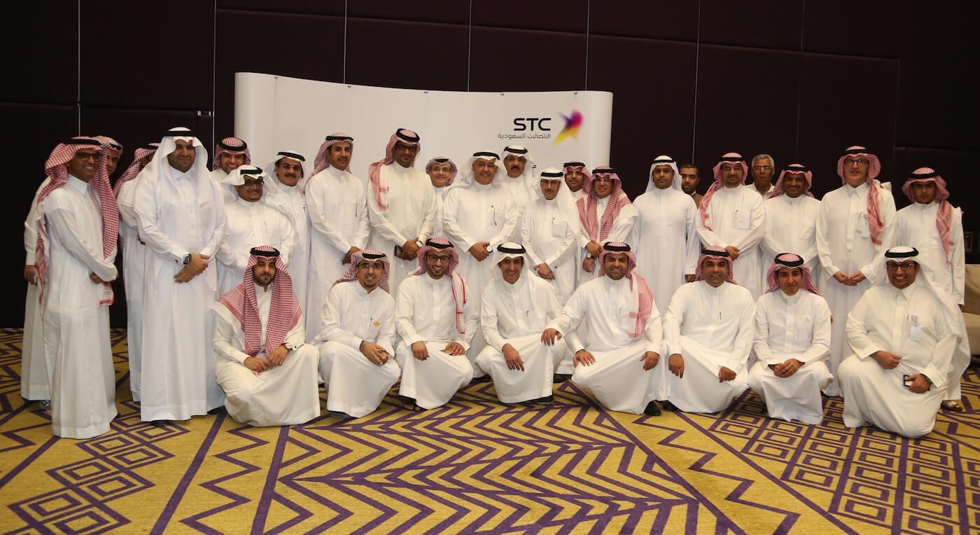نادي STC الإعلامي
