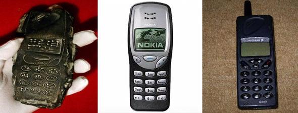 أقدم هاتف