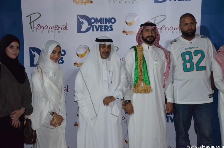 أول سعوديين يدخلان موسوعة غينيس