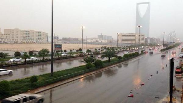 المناخات في السعودية