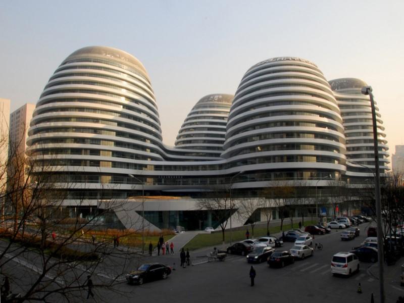 تصاميم هندسية في الصين