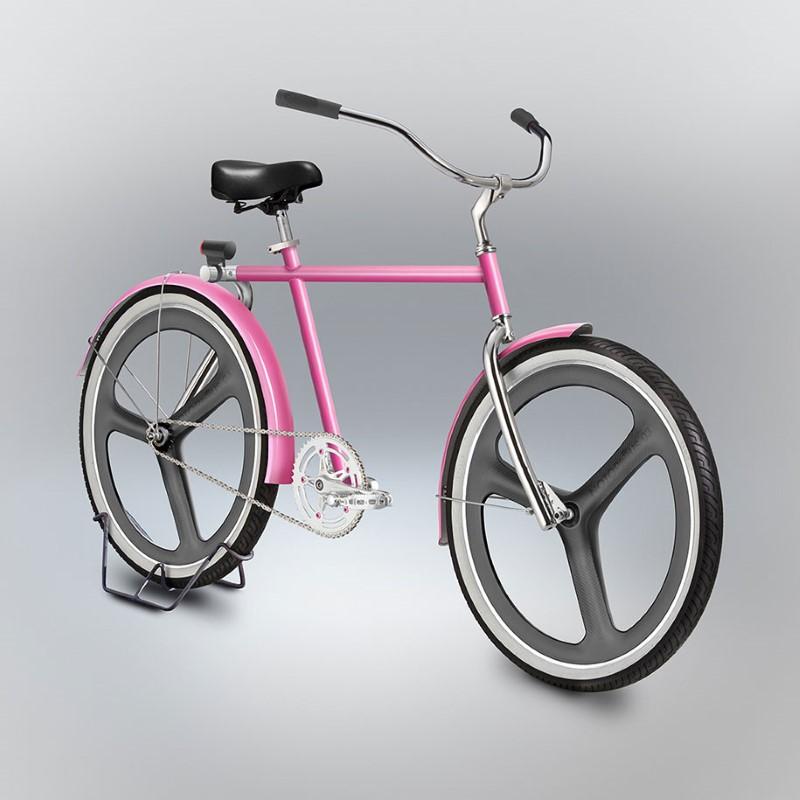 دراجات ثلاثية الأبعاد