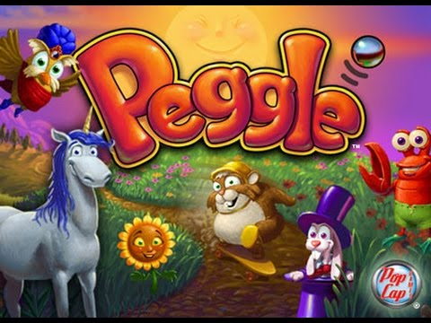 لعبة Peggle