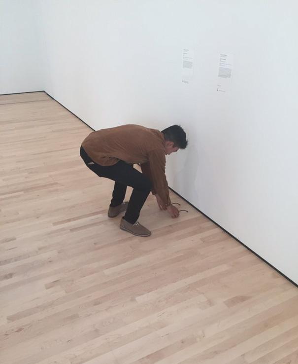 قطعة فنية في متحف