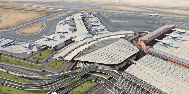 مطارات في العالم