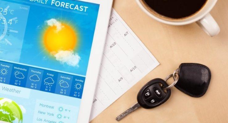 كيف يتنبأ خبراء الأرصاد الجوية بحالة الطقس؟