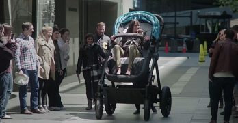 Giant Strollers