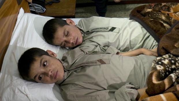 شقيقان باكستانيان