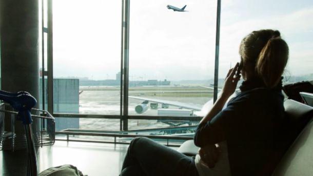 قتل الوقت في المطارات