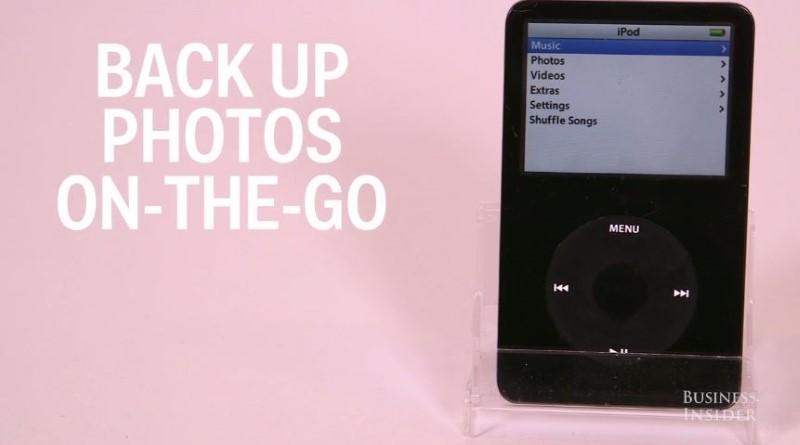 old iPod 0205162