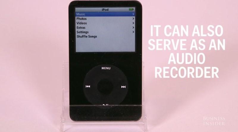 old iPod 0205163