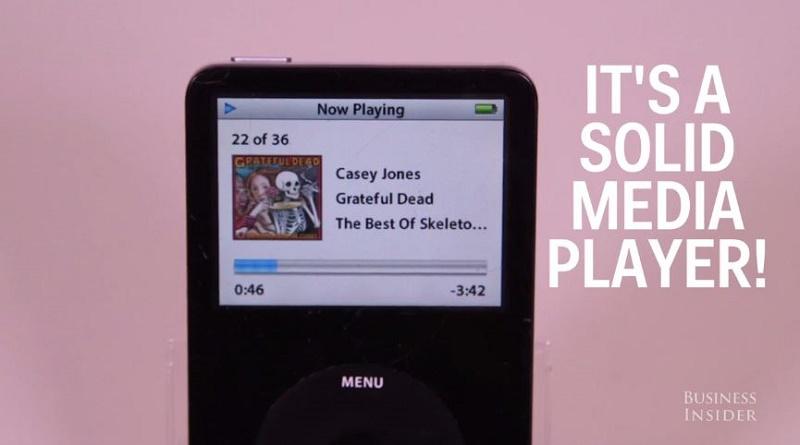 old iPod 0205165