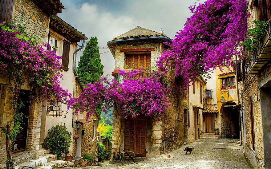 أجمل القرى